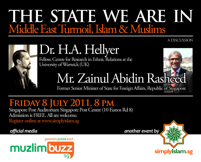 The State We Are In: The Middle East Turmoil, Islam & Muslims