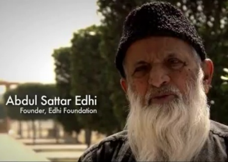 Video: Abdul Sattar Edhi, Pakistan's living saint