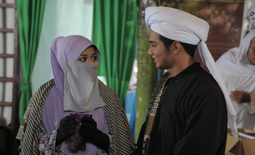 Movie Review: '7 Petala Cinta'
