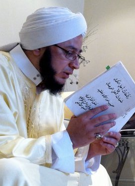 Who is Shaykh Ahmad Saad?