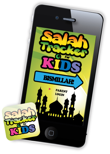 Ipad App for Kids: Salah (Prayer) Tracker Review
