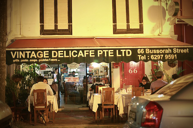 Food Review: Vintage Delicafe