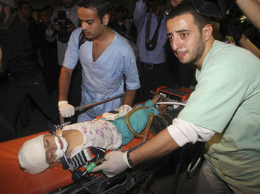 Breaking: Gaza Under Israeli Attack