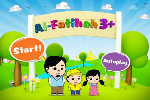 App Review: Al-Fatihah Kids
