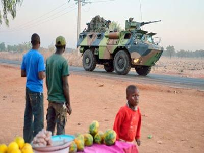 Crisis in Mali