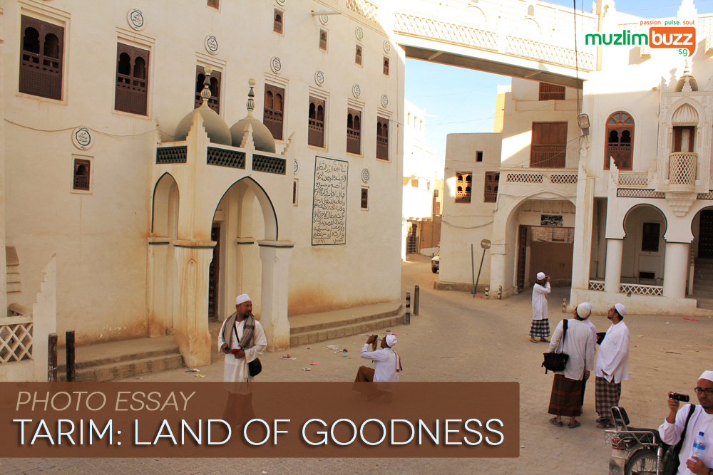 Photo Essay: Tarim – Land of Goodness