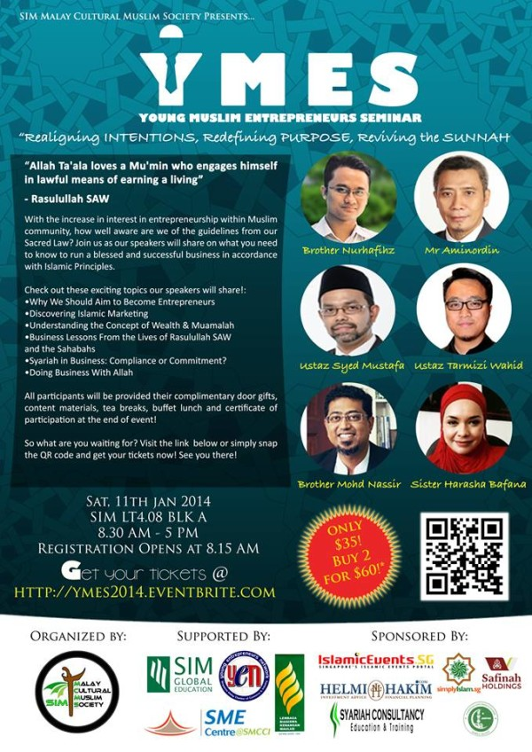 Event Review: Young Muslim Entrepreneur Seminar