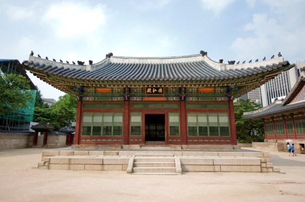 Deokhong Hall