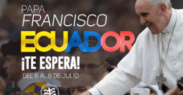 Papa Francisco en EcuadorID