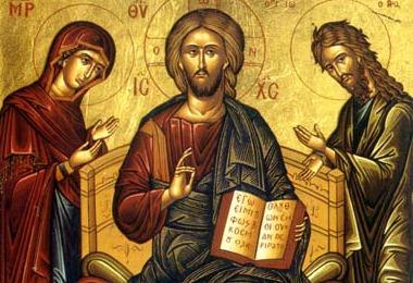 Jesús en la sinagoga