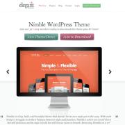 Elegant Themes: Nimble WordPress Theme