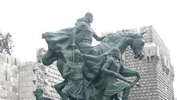 statueinsyria