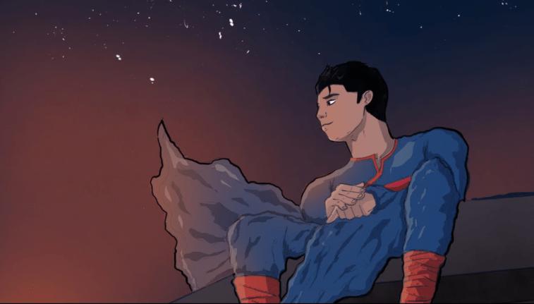 Superman Raised In Pakistan Instead Of America Kahlil Story Is