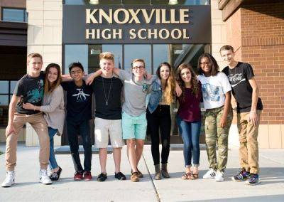 Knoxville High School 082916