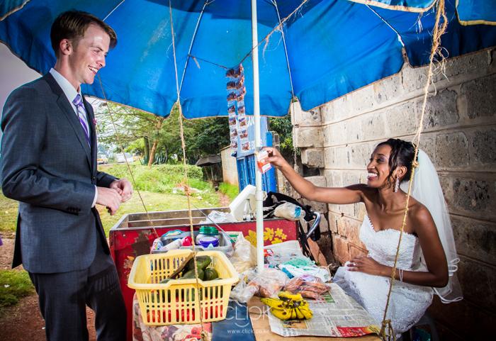 Joyce and Jonas' Wedding