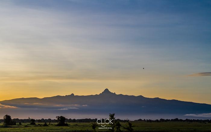 African Screens 45 – Mt Kenya Sunrise