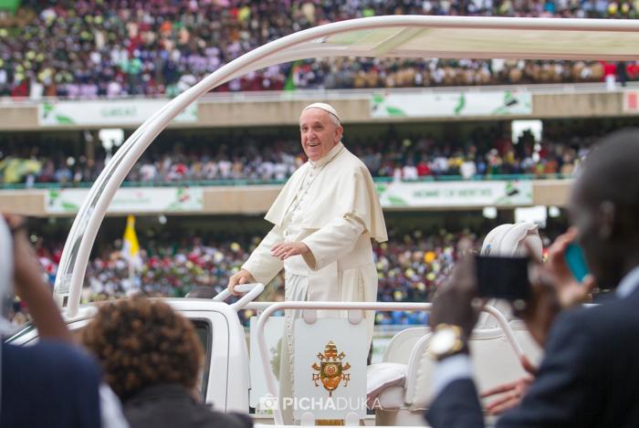 Pope Francis' Kasarani Address