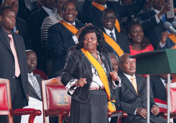 Remembering Lucy Kibaki