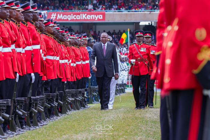 Uhuru Kenyatta's 2nd Inauguration