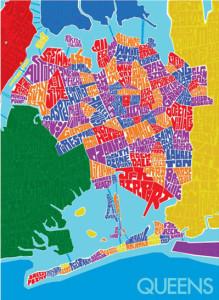 Queens Map 2