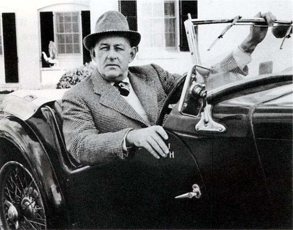 Author John O'Hara