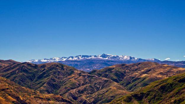 auf den Altiplano nach La Paz