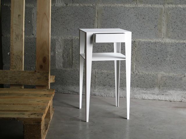 Mobilier design en métal par L'Atelier Français du Design