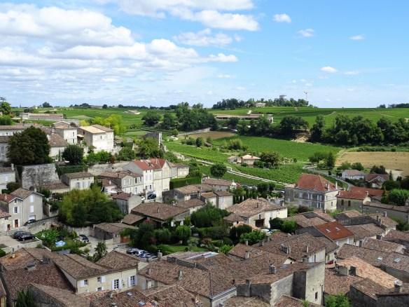 DSC01651 Sur la route des vins à Saint Emilion