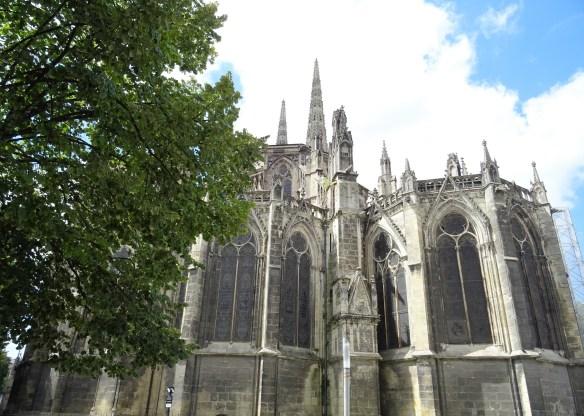 Eglise saint andre bordeaux Un long week end à Bordeaux