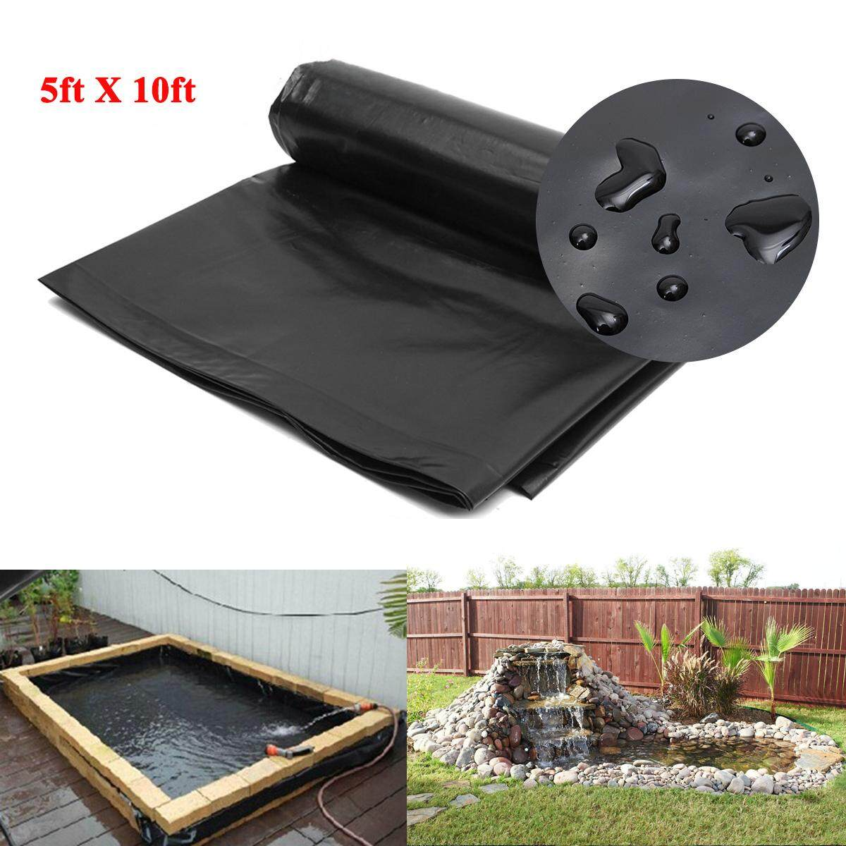 Unique Hdpe Pond Liner Heavy Duty Landscaping Garden Waterproof Linercloth Home Ponds Water Features Buy Home Ponds Water Features At Home Depot Pond Liner Canada Home Depot Pond Liner Tape houzz-03 Home Depot Pond Liner