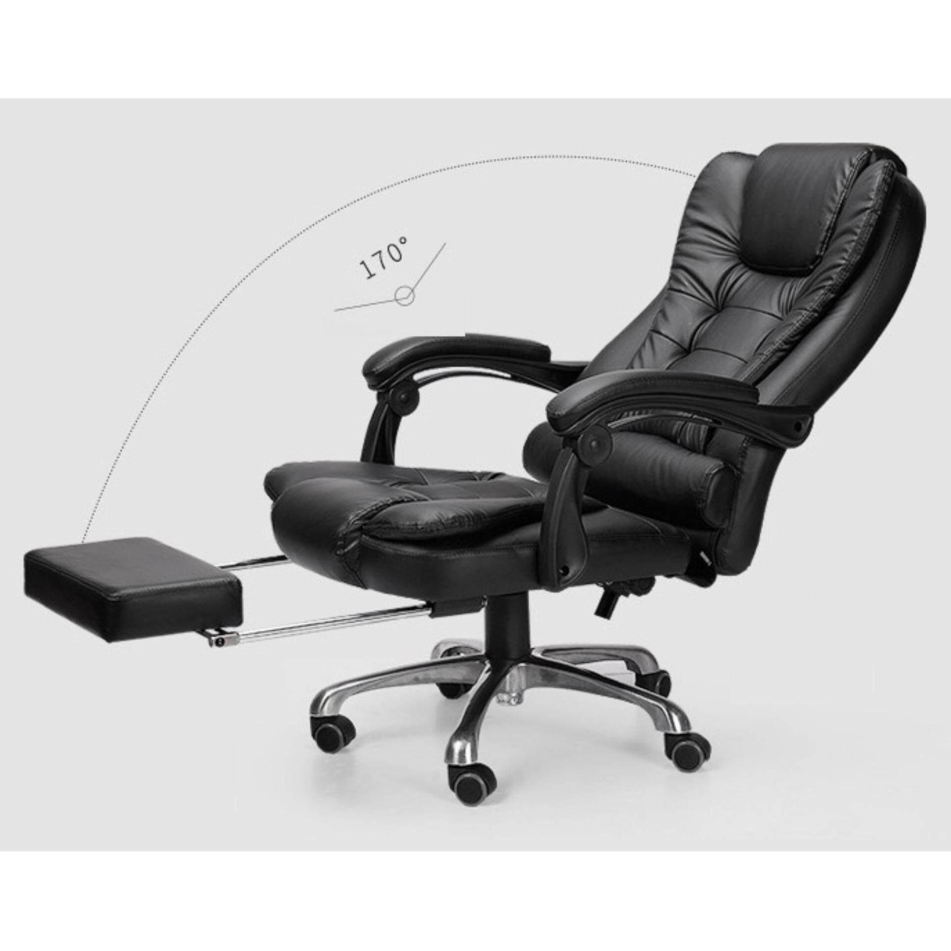 Corner Lvdouya Quality Professional Pu Lear Office Back Chair Boss Wheel Boss Chair Foot Rest 1507199558 27281479 9bbdebfd4ab69acb211d2cf6af7da88d furniture Sofa Chair With Leg Rest