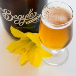 PHOTO: Our new beer from Chef Cleetus Friedman and Begyle Brewing.