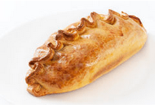 PHOTO: Cornish pasty.