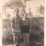 PHOTO: Cuba 1950s Carballo grandparents.