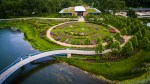 Green Roof and Evaluation Garden