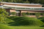 The Regenstein Learning Center at the Chicago Botanic Garden.