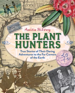 Bookcover: The Plant Hunters.