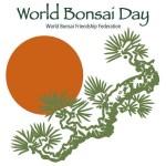 World Bonsai Day logo.