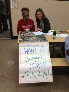 Recruiting new Green Youth Farmers!