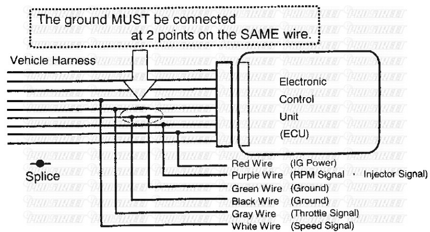 Apexi Avcr Wiring Diagram : How to install a avcr in sx s my pro street