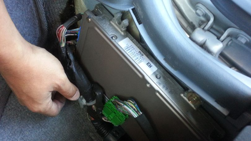 how to install a vafc2 in a honda civic