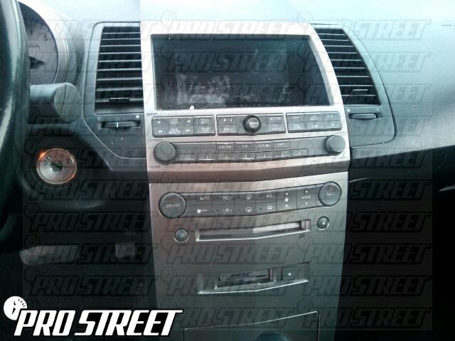 Car Stereo Radio Wiring Diagram 2000 Nissan Maxima : How to nissan maxima stereo wiring diagram
