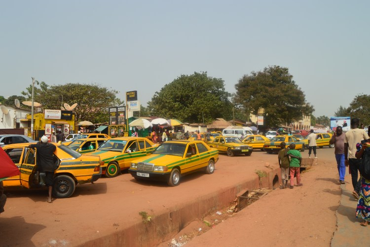 Top Tips: Going to Banjul