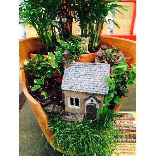 Medium Crop Of Fairy Gardens In Pots