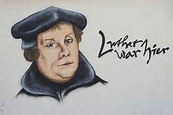 Martin Luther and the Lutheran Hail Mary   The Antimatter Writing Life Can you imagine Martin Luther  founder of Protestantism in general and  Lutheranism in particular  kneeling down in prayer and saying the  Hail  Mary