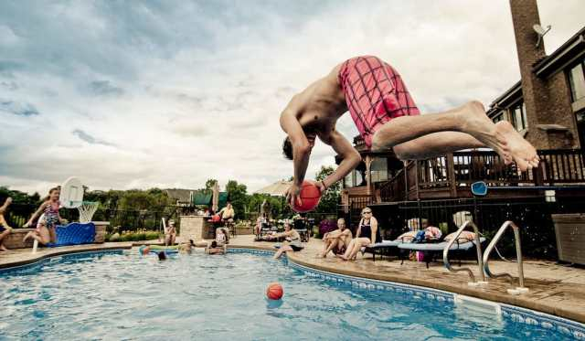 Have fun! Stay Safe - Tips from Aqua Fun Pools