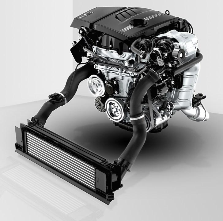 Mini Turbo Kit M5: BMW Celebrate 2013 Engine Of The Year Awards For 2 Engines