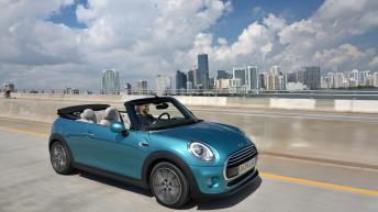 THE NEW MINI CONVERTIBLE