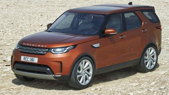 ALL-NEW LAND ROVER FULL-SIZE DISCOVERY