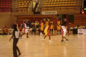 Mozambique rolls past Malawi in Day 2 of the FIBA Zone VI Qualifiers